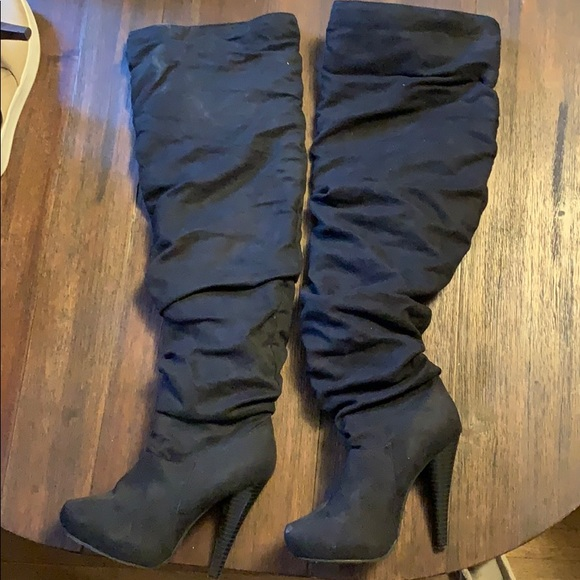 Michael Antonio Shoes - Thigh high boots